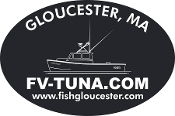 FV-tuna.com oval decal