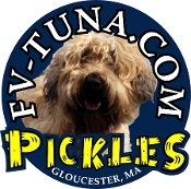 Pickles decal